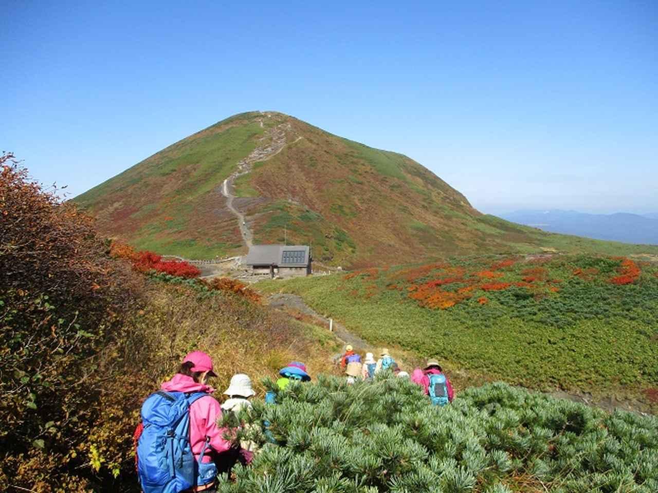 画像1: 9月30日から山旅会 「八幡平・秋田駒ヶ岳」 ツアーに行ってきました!