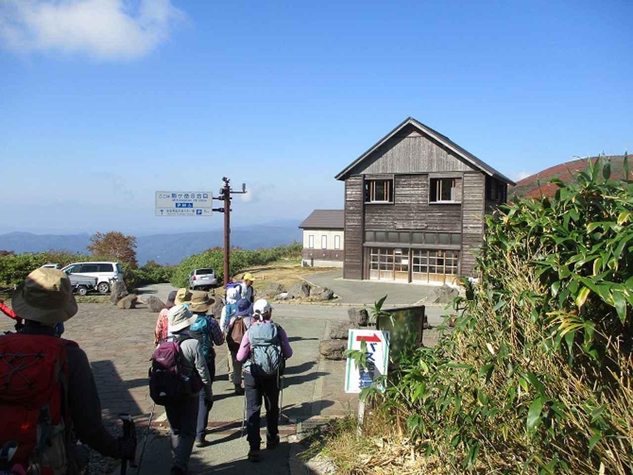 画像12: 9月30日から山旅会 「八幡平・秋田駒ヶ岳」 ツアーに行ってきました!