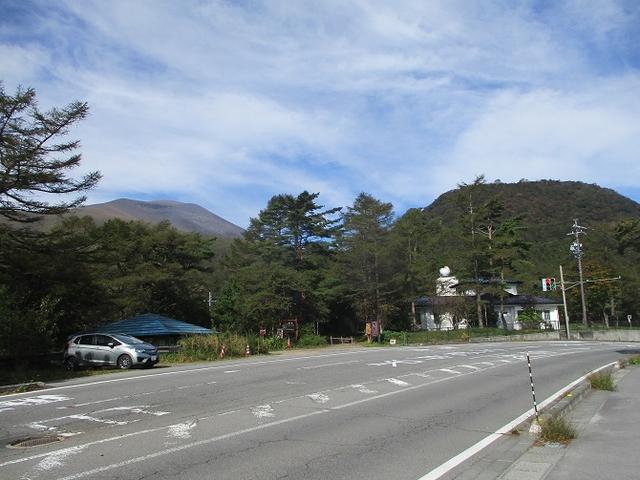画像1: 10月の山旅会 「小浅間山と信濃路自然歩道」 の直前下見にいってきました!