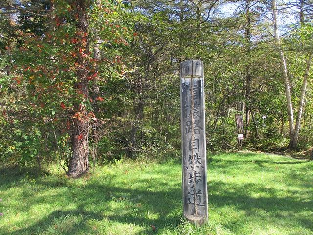 画像7: 10月の山旅会 「小浅間山と信濃路自然歩道」 の直前下見にいってきました!