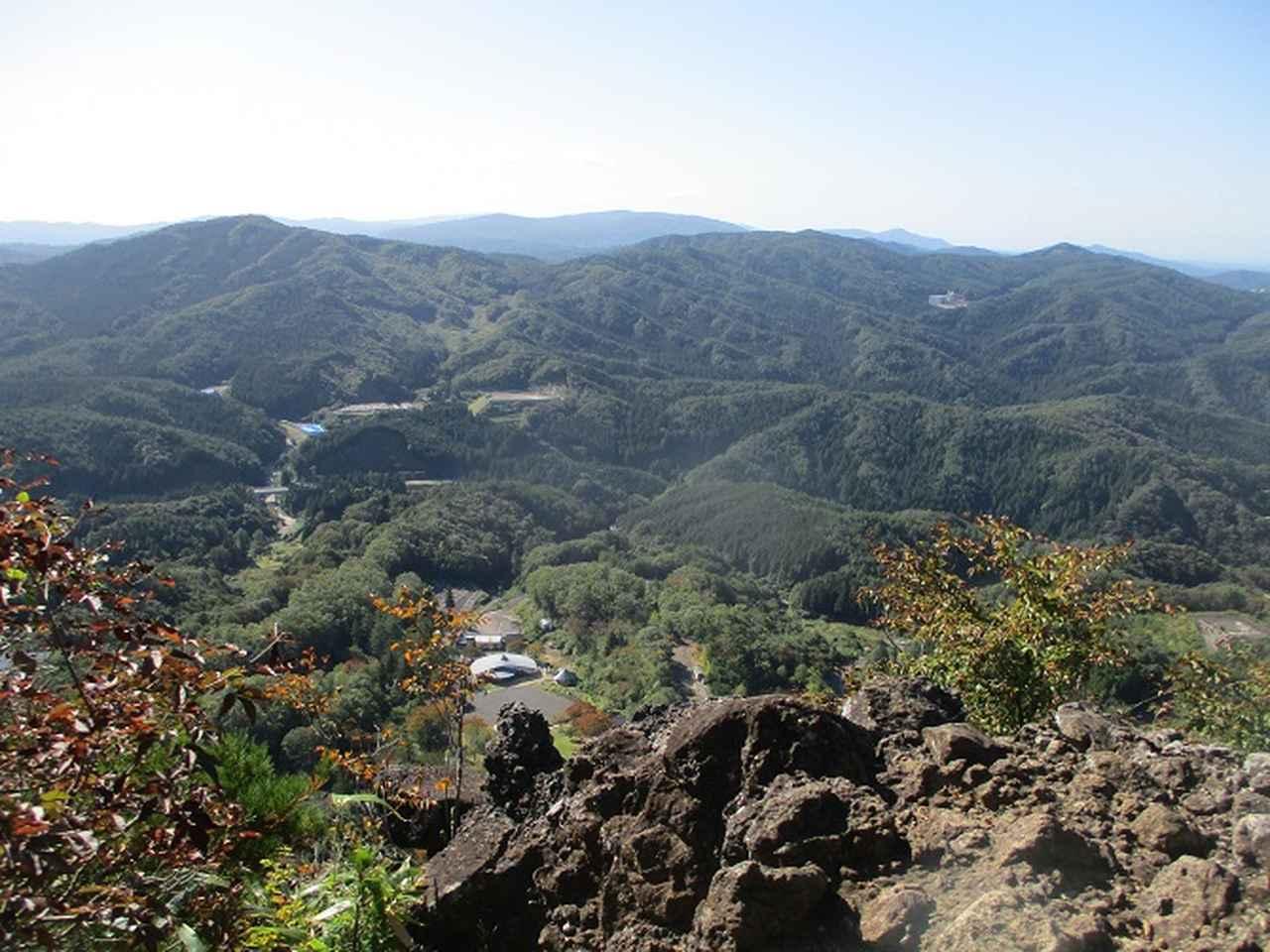 画像3: 11月の山旅会少人数ツアー 「霊山(りょうぜん)」 の下見にいってきました!