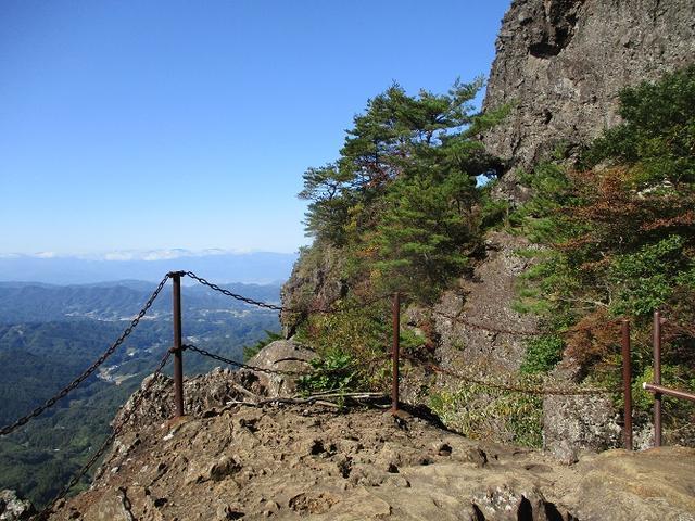 画像6: 11月の山旅会少人数ツアー 「霊山(りょうぜん)」 の下見にいってきました!