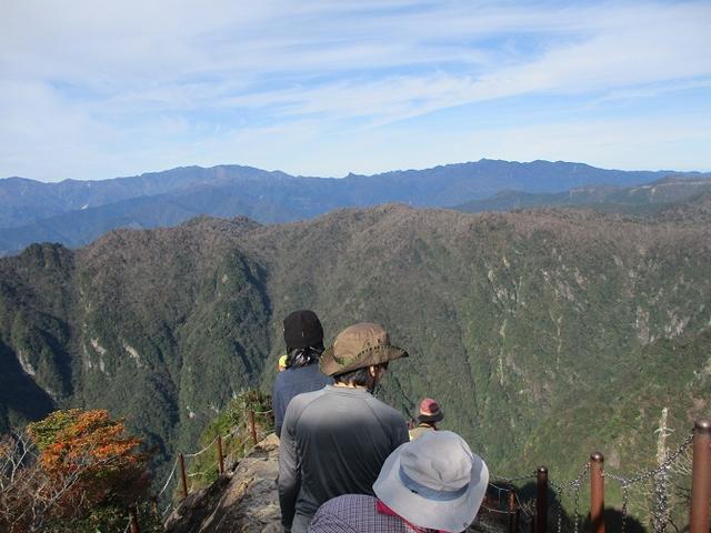 画像7: 先日10月23日より山旅会 大台ヶ原ツアー に行ってきました!