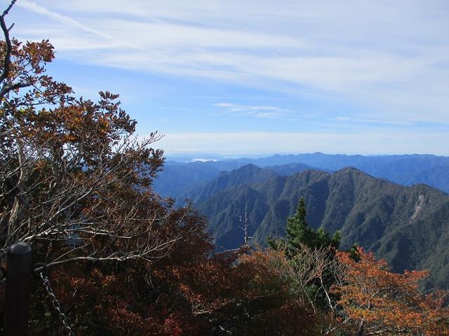 画像8: 先日10月23日より山旅会 大台ヶ原ツアー に行ってきました!