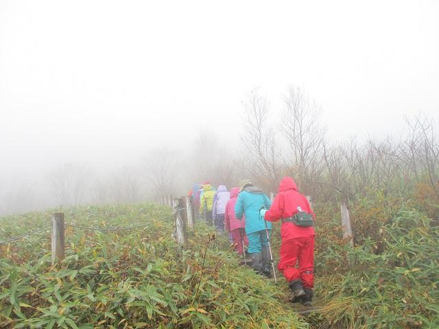 画像9: 10月18日に岡田ガイドのコースで三国山へ行って来ました♪