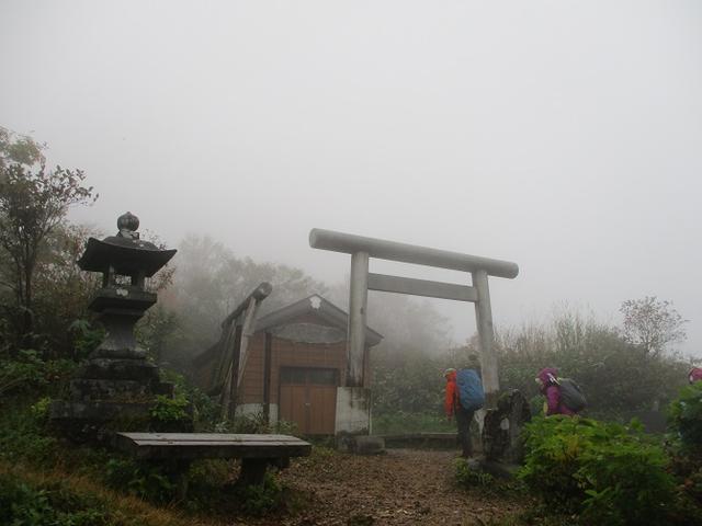 画像3: 10月18日に岡田ガイドのコースで三国山へ行って来ました♪