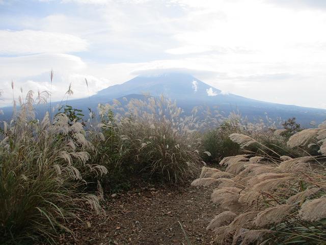 画像5: 11月の山旅会 烏帽子岳からパノラマ台 ツアーの下見に行ってきました!