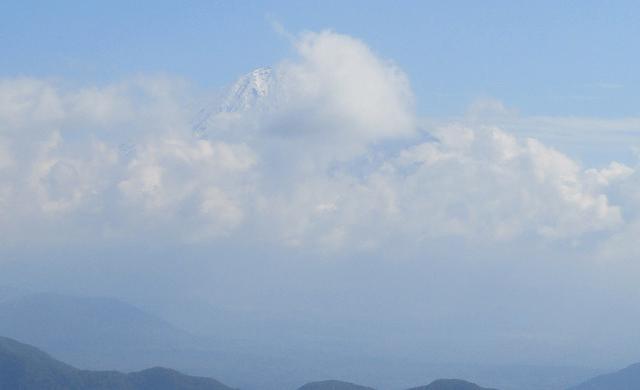 画像10: 11月の山旅会 蛾ヶ岳 の下見に行ってきました!