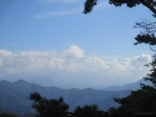 画像9: 11月の山旅会 蛾ヶ岳 の下見に行ってきました!