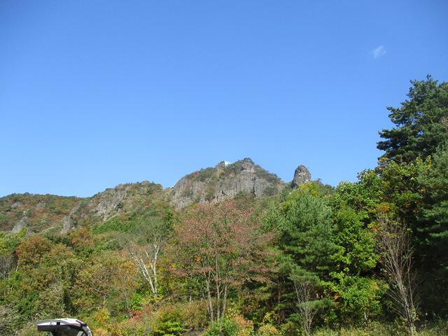 画像1: 11月1日に山旅会 「霊山」 ツアーに行ってきました!