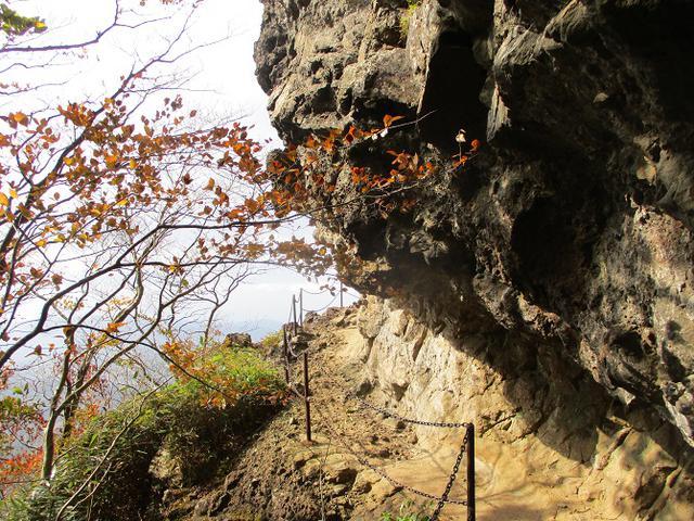 画像9: 11月1日に山旅会 「霊山」 ツアーに行ってきました!