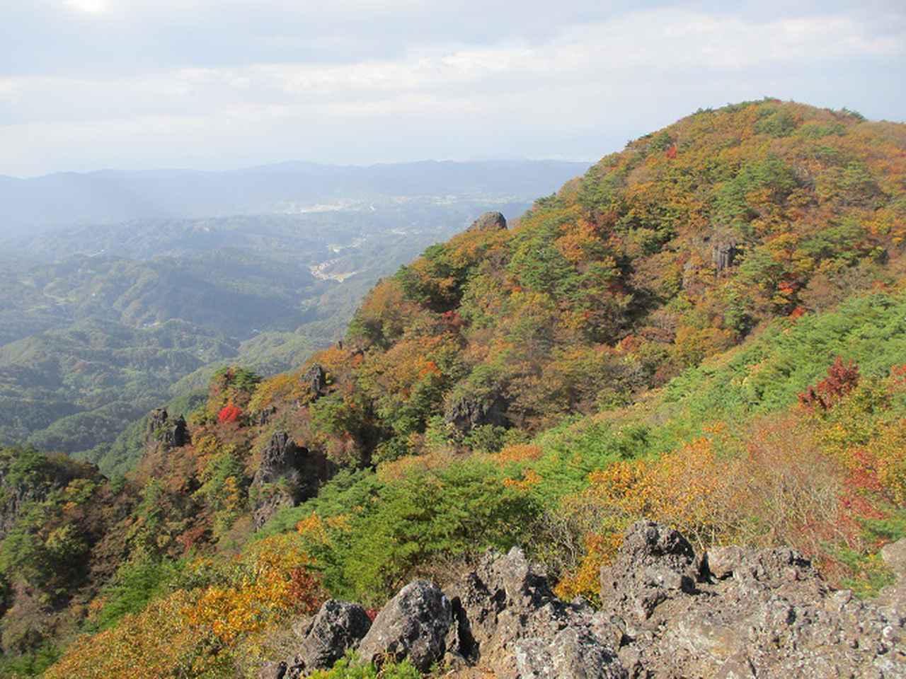 画像4: 11月1日に山旅会 「霊山」 ツアーに行ってきました!