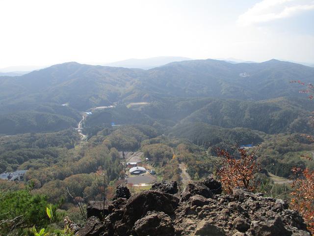 画像3: 11月1日に山旅会 「霊山」 ツアーに行ってきました!