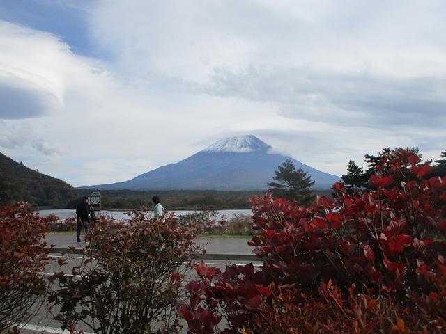 画像10: 11月7日に山旅会 烏帽子岳からパノラマ台 ツアーに行ってきました!