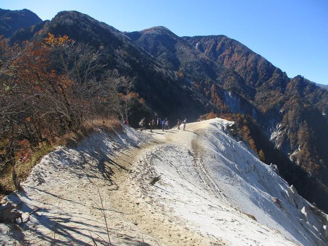 画像7: 11月6日に山旅会 「日向山」 ツアーに行ってきました!