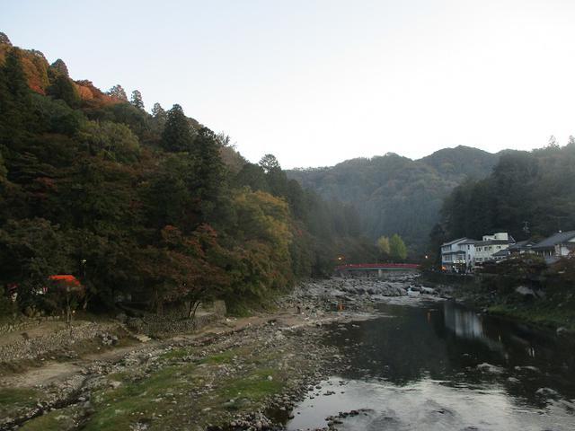画像1: 11月の山旅会「香嵐渓と鳳来寺山」の下見に行ってきました!