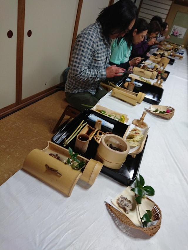 画像6: ごちそう山!!子の権現から竹寺ツアーのご報告です!