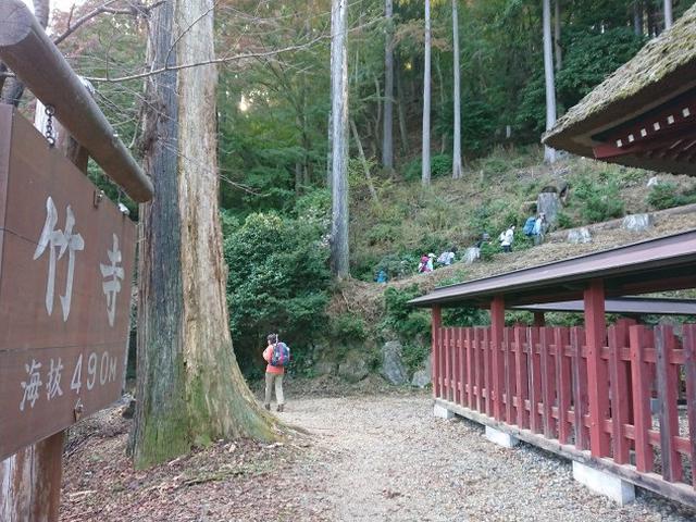 画像10: ごちそう山!!子の権現から竹寺ツアーのご報告です!