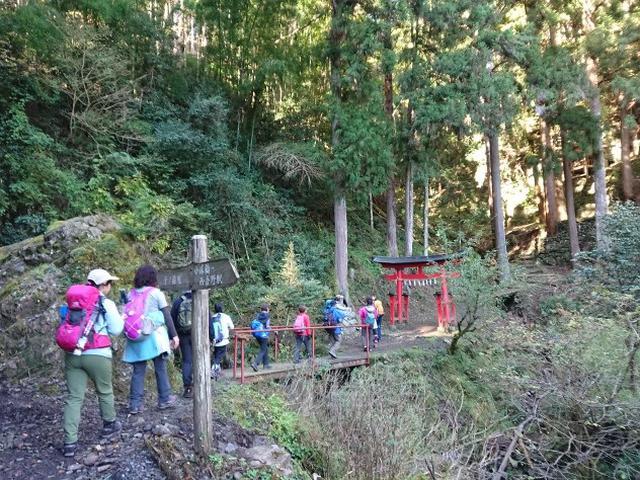 画像2: ごちそう山!!子の権現から竹寺ツアーのご報告です!