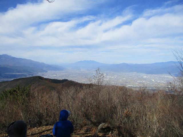 画像7: 11月18日に山旅会 四尾連湖から蛾ヶ岳 ツアーに行ってきました!