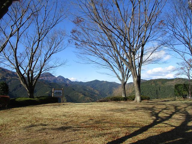 画像3: 12月の山旅会 「鬼石桜山」 ツアーの下見にいってきました!