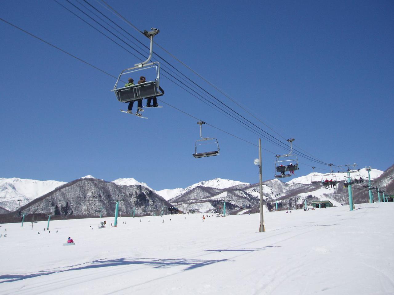 画像: <スキー>年末年始スキーフリープランツアー クラブツーリズム