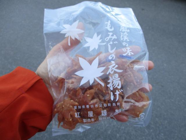 画像9: 11月21日から山旅会 「香嵐渓と鳳来寺山」 ツアーに行ってきました!