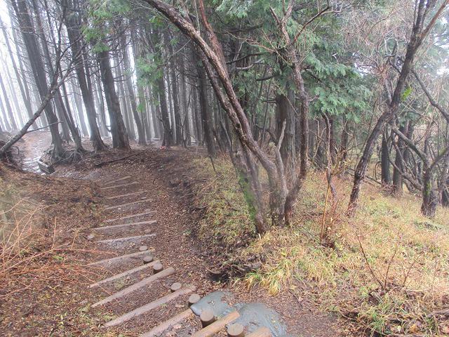 画像10: 12月の山旅会 「三ノ塔尾根」 ツアーの下見にいってきました!