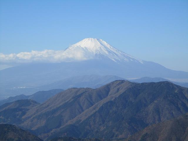 画像9: 12月の山旅会 「三ノ塔尾根」 ツアーの下見にいってきました!