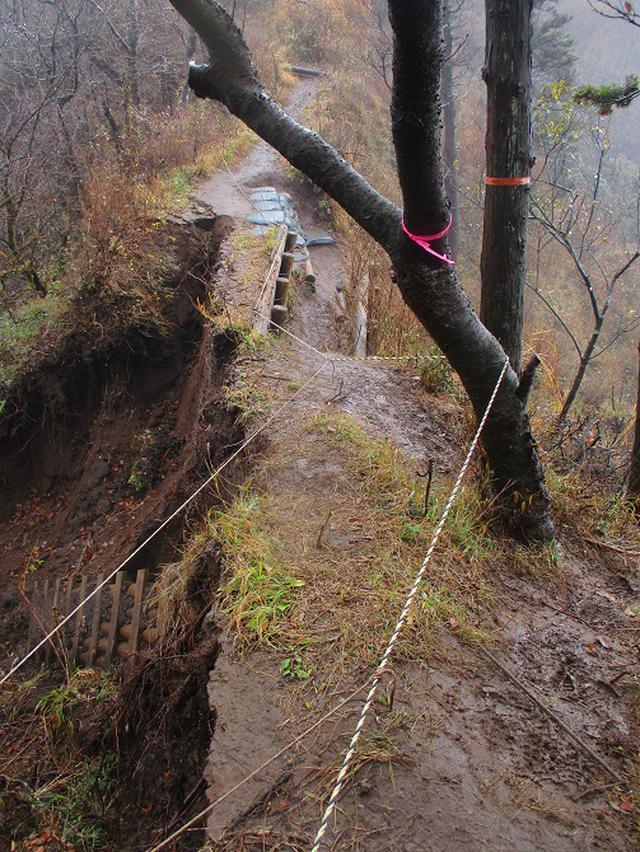 画像7: 12月の山旅会 「三ノ塔尾根」 ツアーの下見にいってきました!