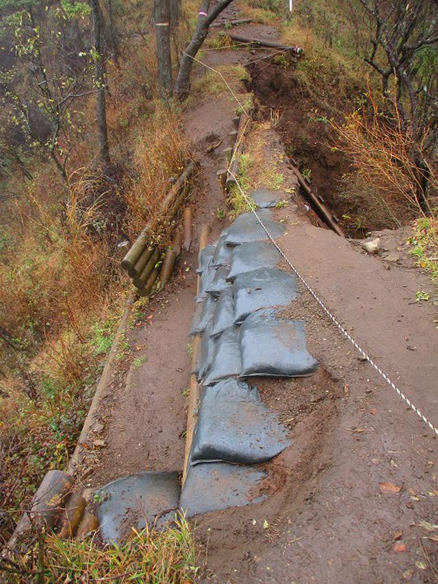 画像6: 12月の山旅会 「三ノ塔尾根」 ツアーの下見にいってきました!