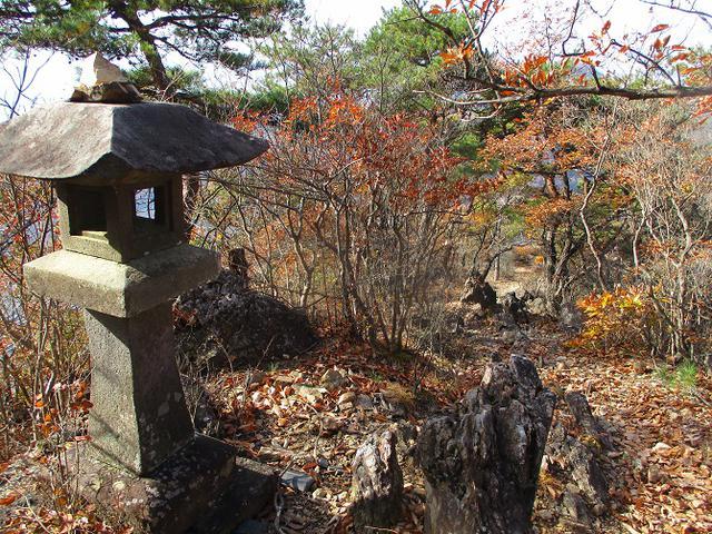 画像7: 12月の山旅会 「深高山から石尊山」 ツアーの下見に行ってきました!