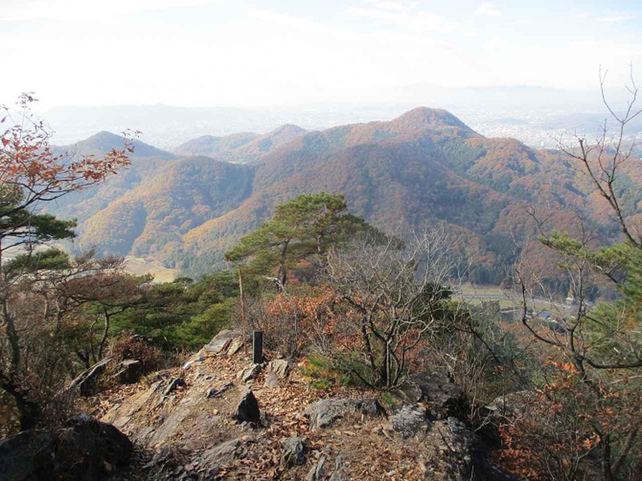 画像8: 12月の山旅会 「深高山から石尊山」 ツアーの下見に行ってきました!