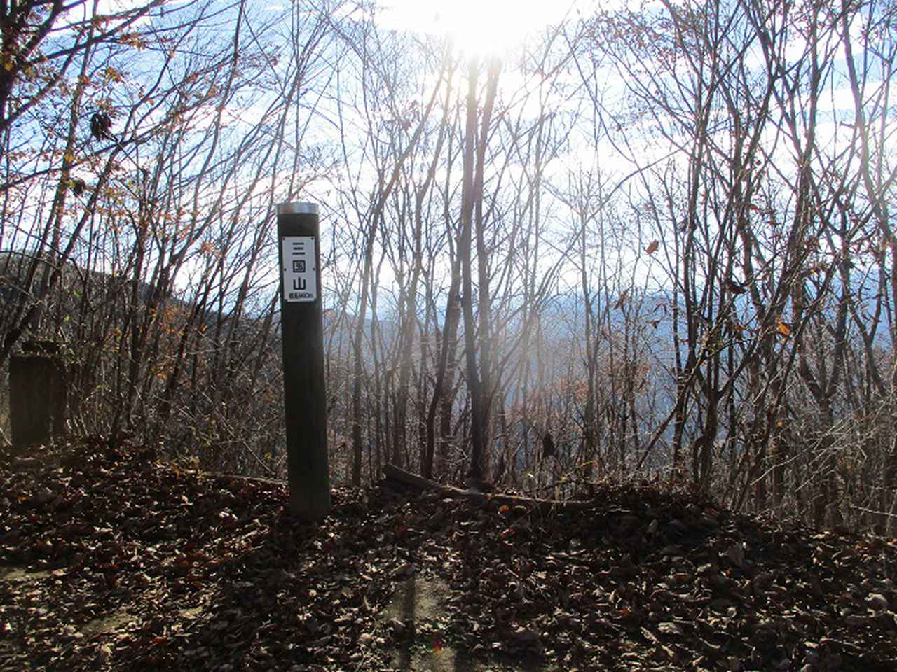 画像6: 12月の山旅会 生藤山 ツアーの下見に行ってきました!
