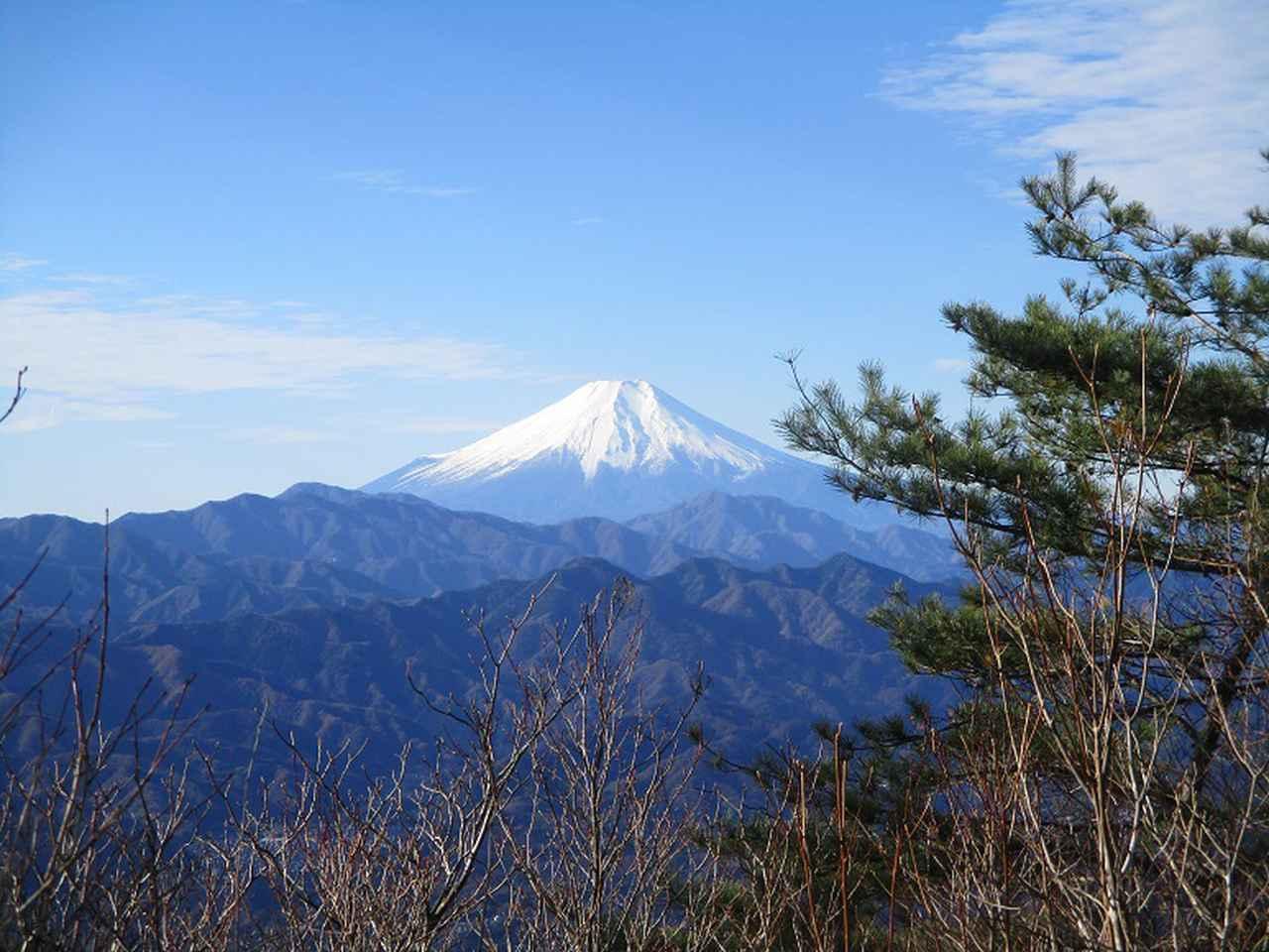 画像8: 12月の山旅会 生藤山 ツアーの下見に行ってきました!