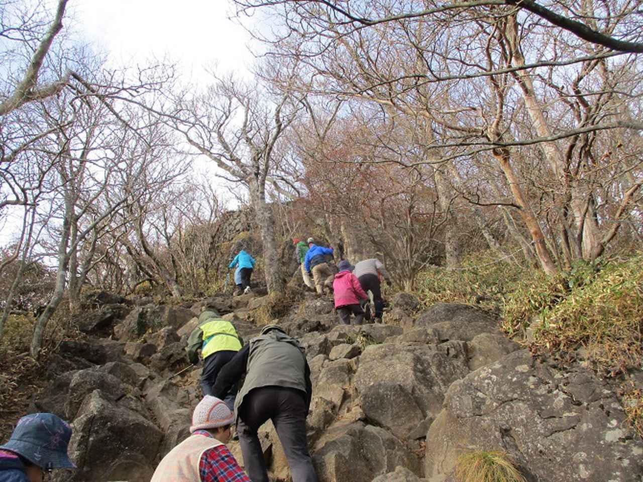 画像6: 12月6日に山旅会 筑波山 ツアーにいってきました!