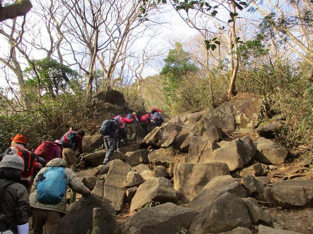 画像8: 12月6日に岡田ガイドのコースで 筑波山 に行ってきました♪