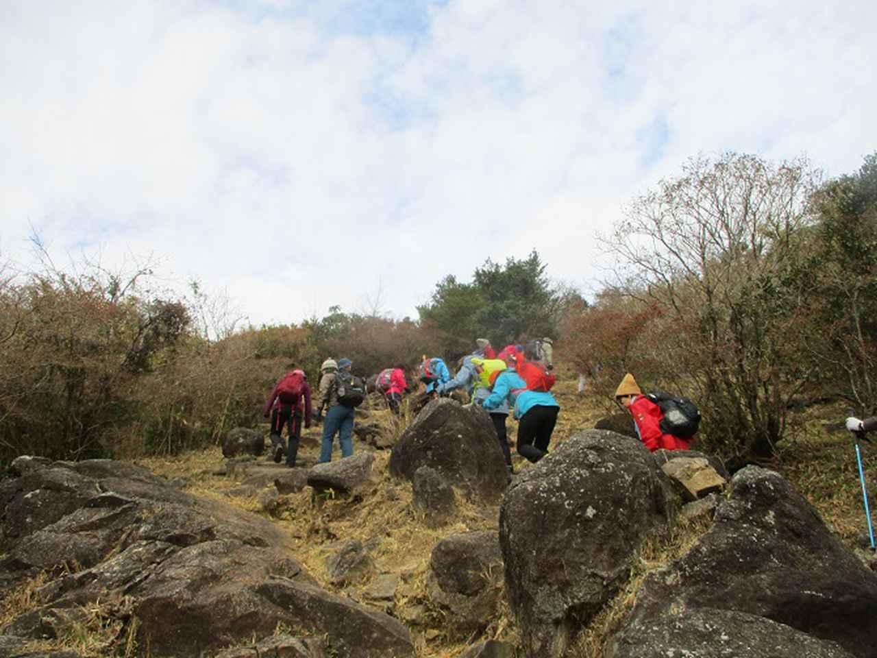 画像3: 12月6日に岡田ガイドのコースで 筑波山 に行ってきました♪