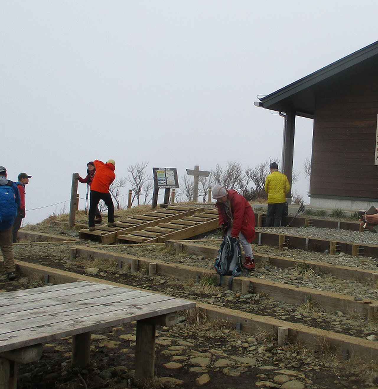 画像2: 山旅会ツアー1月までの催行状況のご案内です!