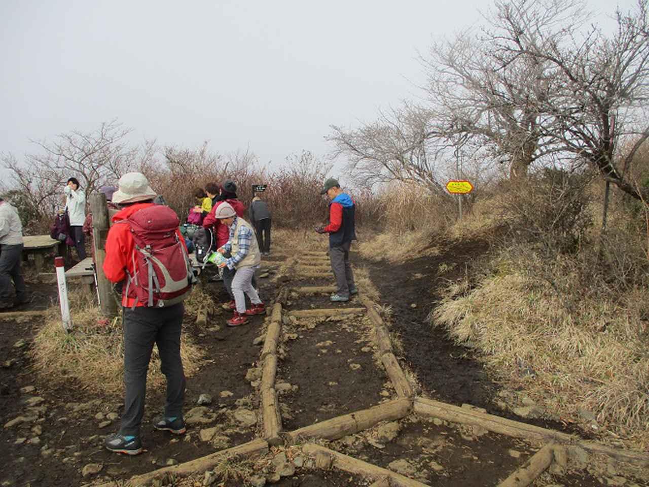 画像1: 山旅会ツアー1月までの催行状況のご案内です!