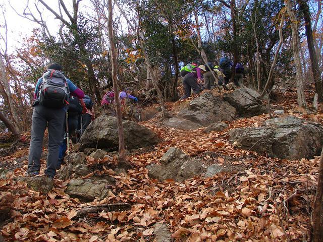 画像3: 12月10日に山旅会 深高山から石尊山 ツアーに行ってきました!