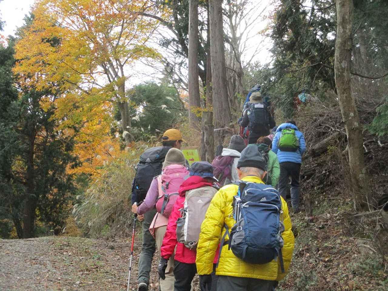 画像4: 山旅会ツアー1月までの催行状況のご案内です!