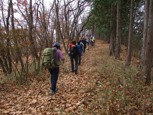 画像5: 12月10日に山旅会 深高山から石尊山 ツアーに行ってきました!