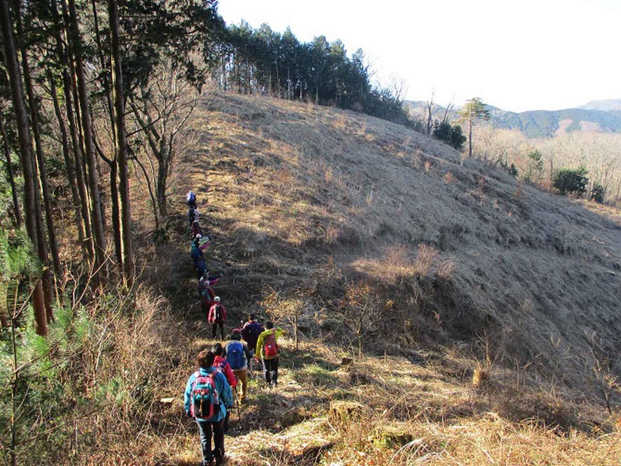 画像7: 12月20日に栃木と茨城の県境の山 「仏頂山から高峰」 へ行って来ました♪