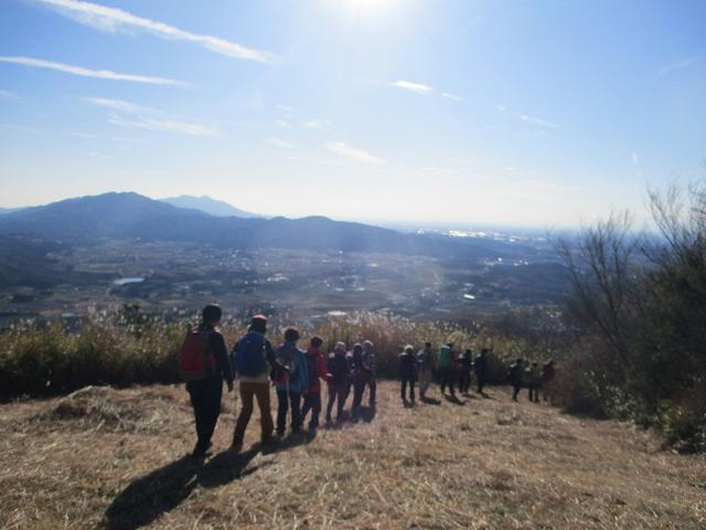 画像15: 12月20日に栃木と茨城の県境の山 「仏頂山から高峰」 へ行って来ました♪