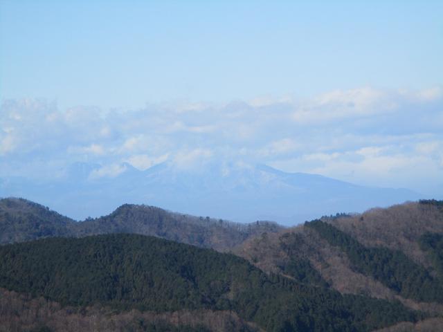 画像8: 12月20日に栃木と茨城の県境の山 「仏頂山から高峰」 へ行って来ました♪