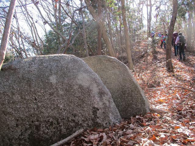 画像10: 12月20日に栃木と茨城の県境の山 「仏頂山から高峰」 へ行って来ました♪