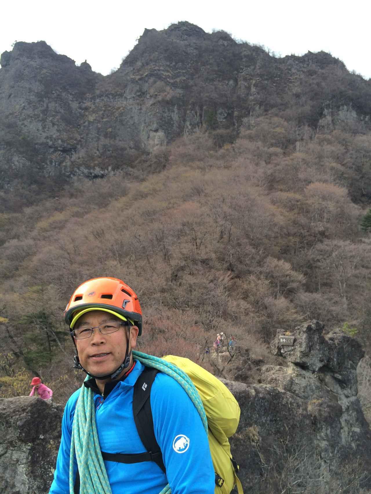 画像: 【山旅スクール】登山教室を支えるガイドにインタビュー第2弾  山旅スクール 小川 元章ガイド ~人とのつながりから山へ、そしてガイドへ~