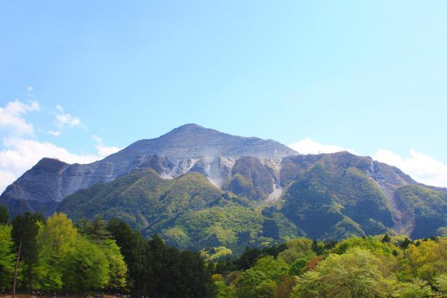 画像: 武甲山