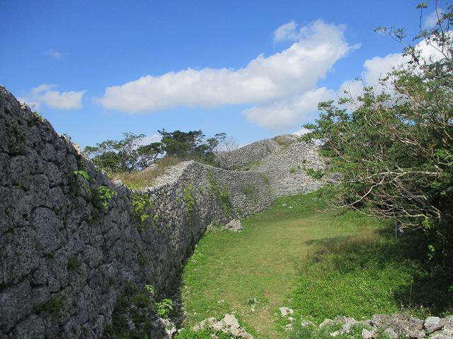 画像3: 1月の山旅会 「沖縄グスク巡り・伊江島城山・名護岳」 ツアーの下見にいってきました!
